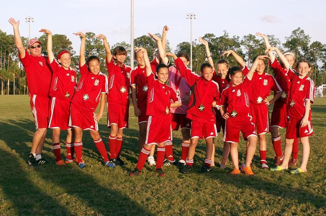 Napels Kelme cup Champions!