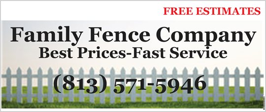 Family Fence