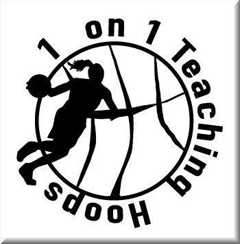 1 on 1 White Logo