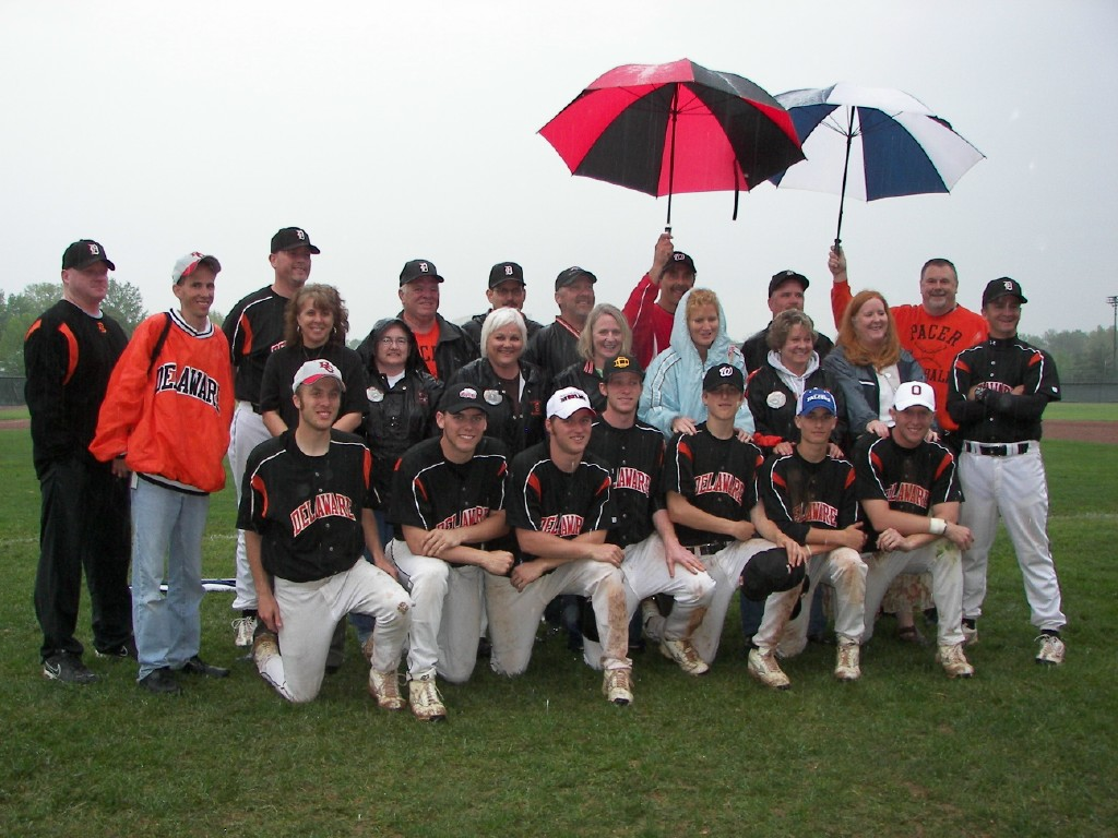2008 Senior players and parents