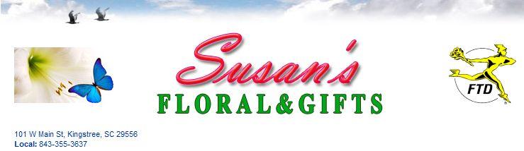 Susan's Floral