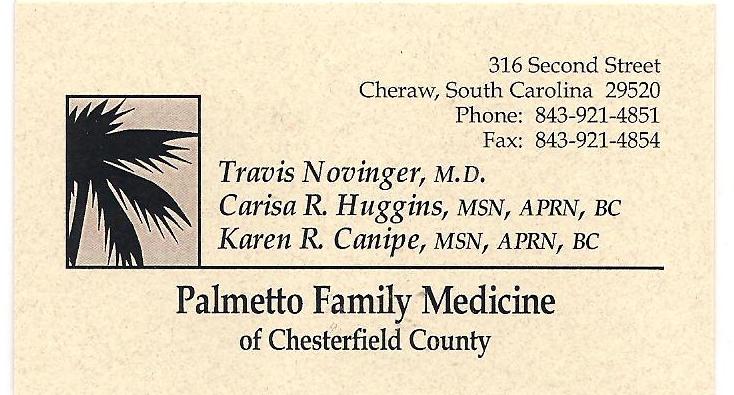Palmetto Family Medicine
