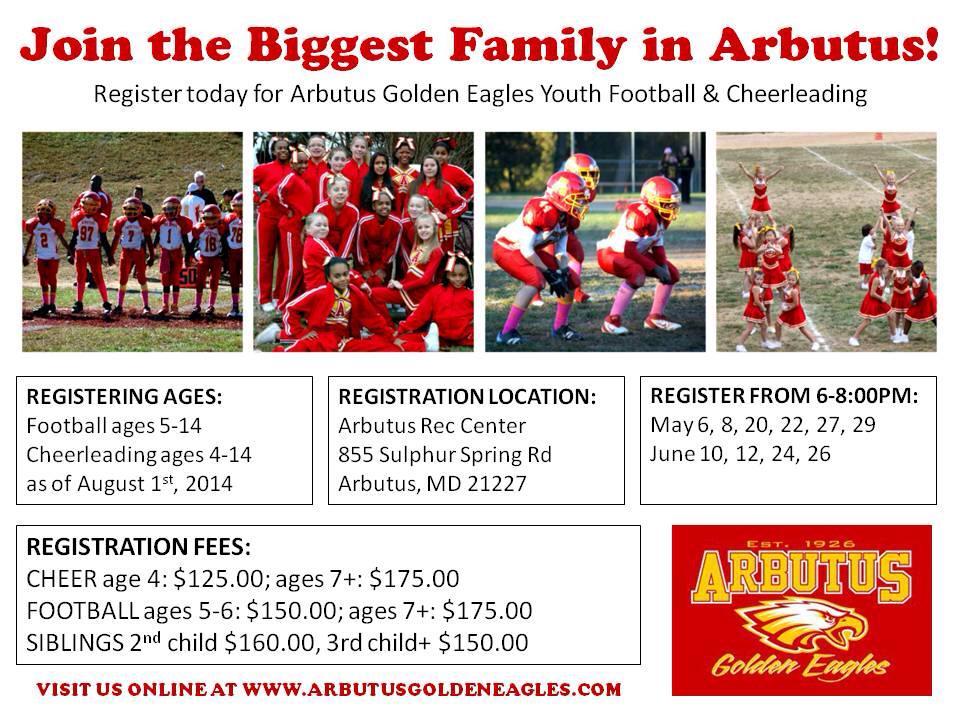 2014 Registration Flyer