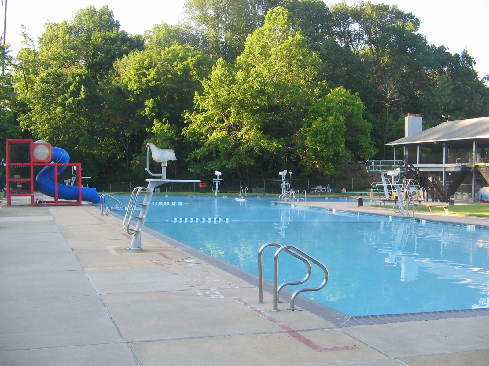 Clifton Heights Swim Club