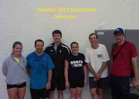 Summer 2012 champs