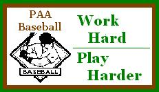 PAA SUMMER BASEBALL