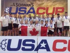 2013 USA Cup team