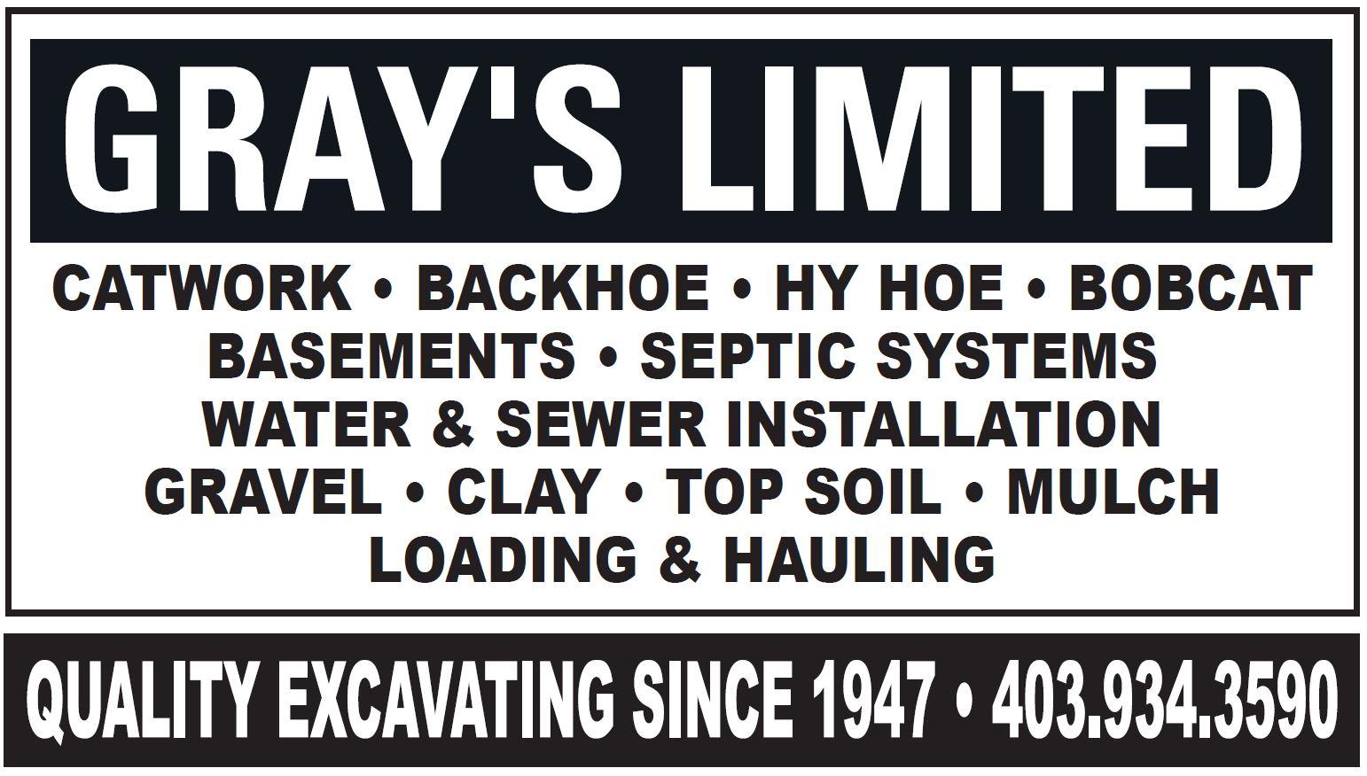 Gray's Ltd