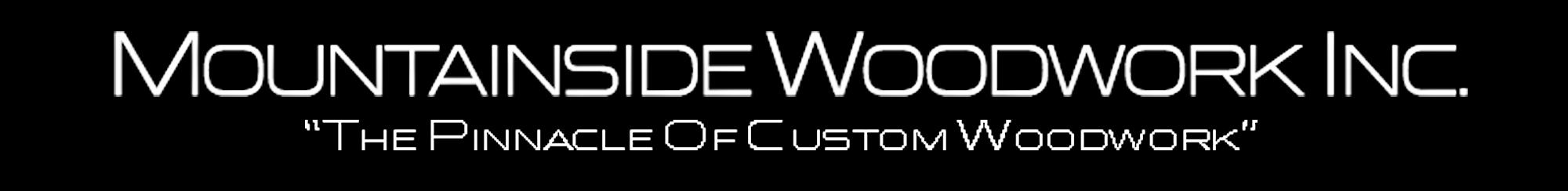 Mountainside Woodwork Inc.