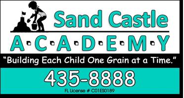 Sand Castle Logo