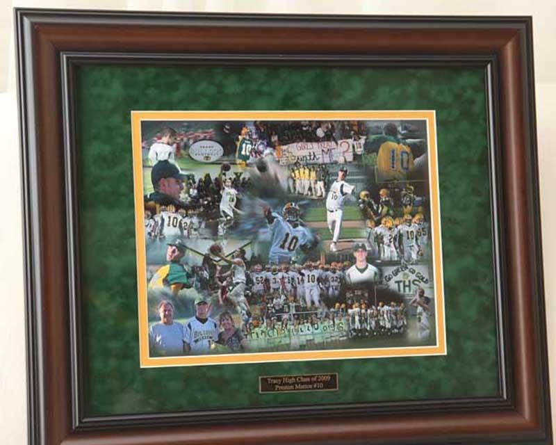 mattos framed example