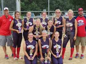 Aces 16U 2015 Warrenville