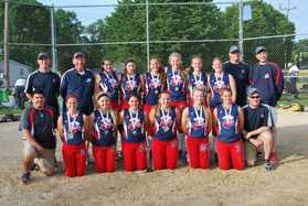 Aces 16U 2014 Illinois Gold