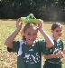 Jayla With Croc