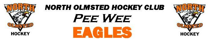 NOHC PEE WEE EAGLES