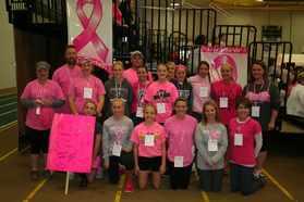 PA POISON 13U Breast Cancer Walker