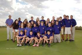 2013 Bulldogs Golf Team