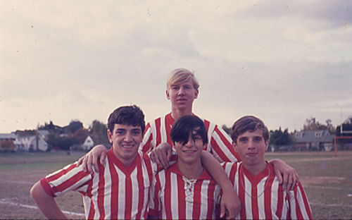 Carey HS Soccer 1969