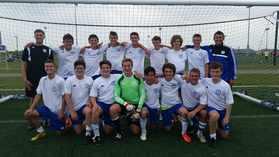 98B Academy Blau 2015