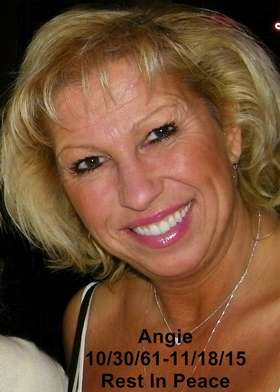 Angie 1961-2015 RIP