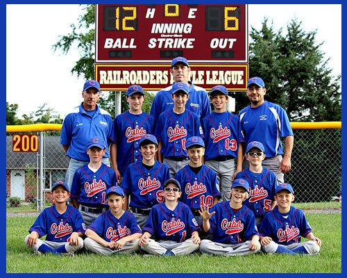 2010 TOC CHAMP CUBS