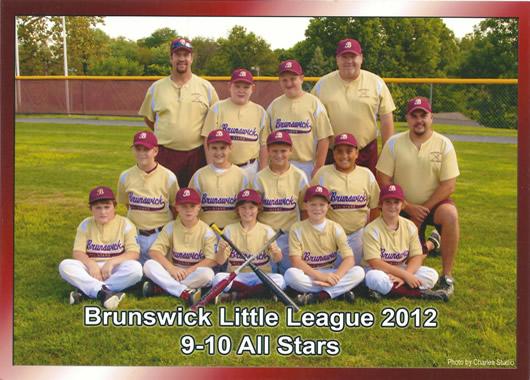 2012 9-10 all-stars