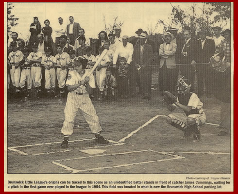 1954 first game