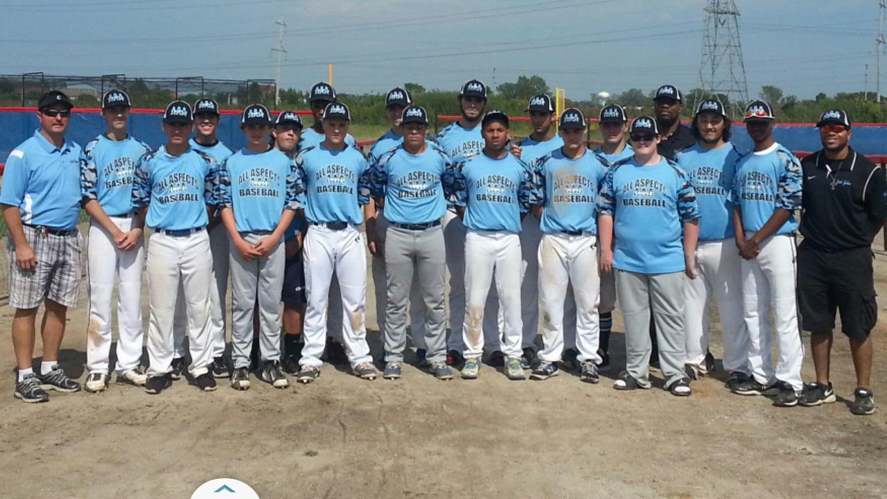 AA Triple-A Baseball Team photo