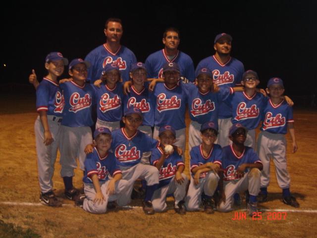 2007 crete cubs
