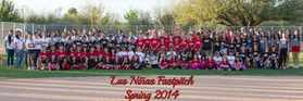 Las Ninas 2014 all teams