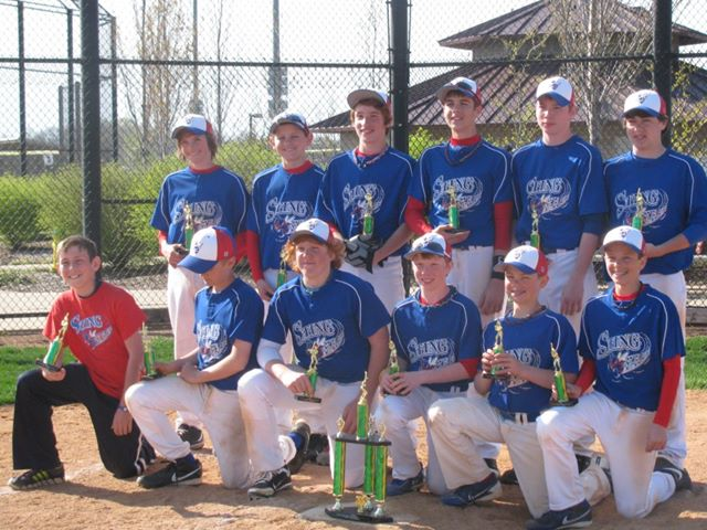 USSSA Baseball Tournament in St  Louis, MO