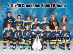 2015-16 Squirt B Team