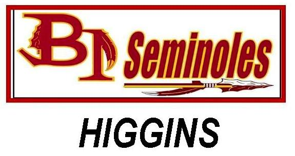 Batting 1000 Seminoles: HIggins