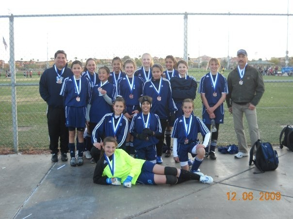 2009 Rug Rats First Place