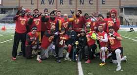 2018 Fall Flag Football Champs