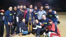 2013 Fall Coed Champs - No New Friendz