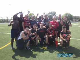 2012 Spring Flag Champions