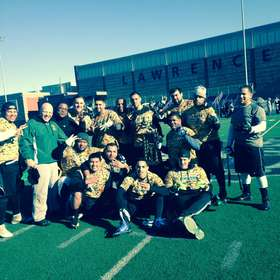 2015 Flag Football Champs