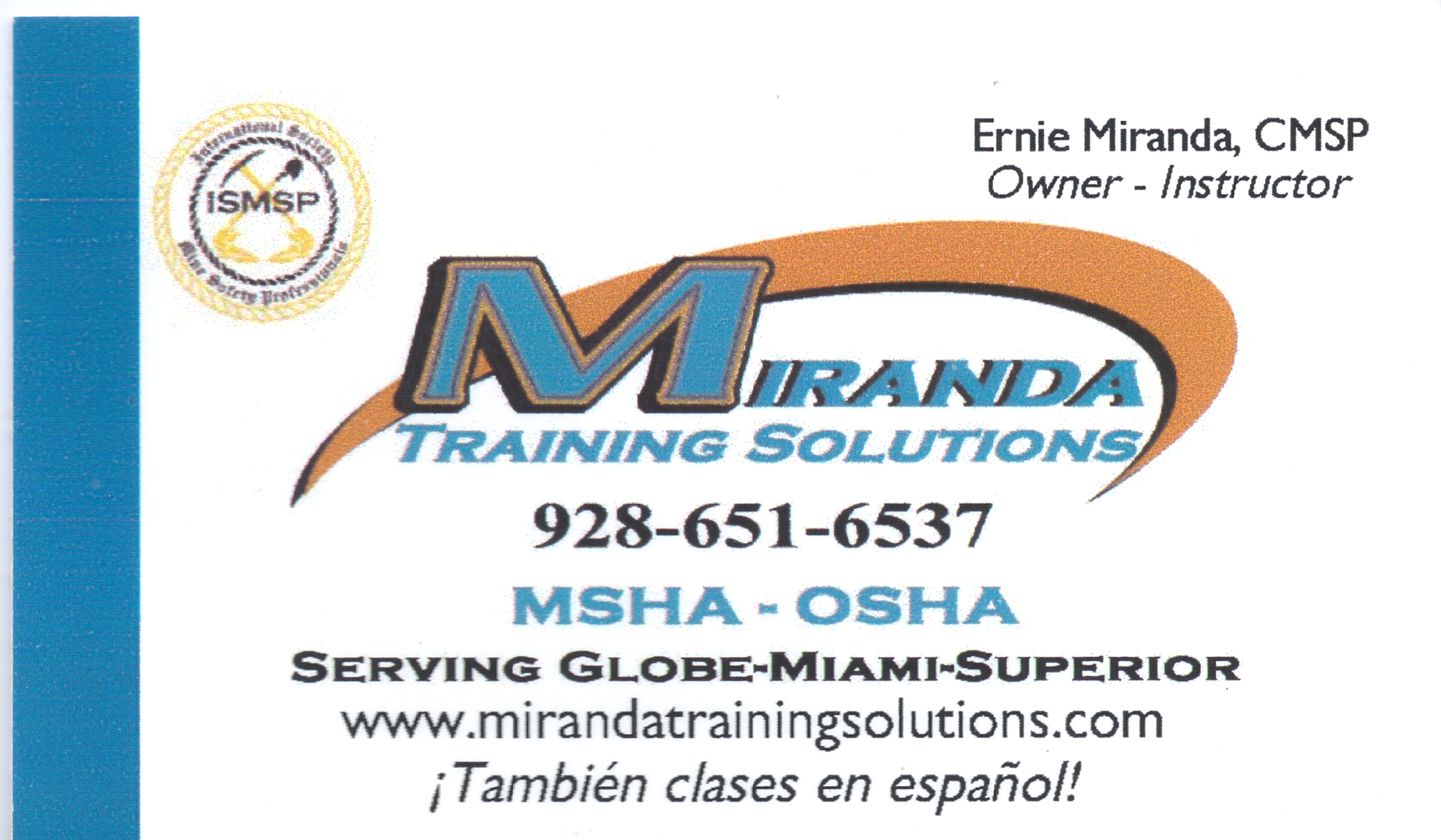 Miranda Training Solutions