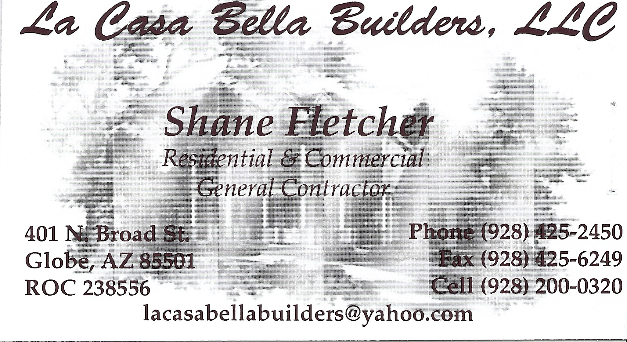 La Casa Bella Builders