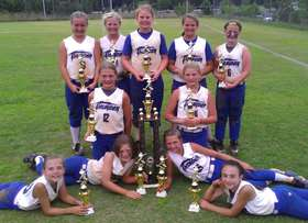 North Ga Jamboree 1st Place 6-9-2012