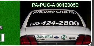 Pocono Cab