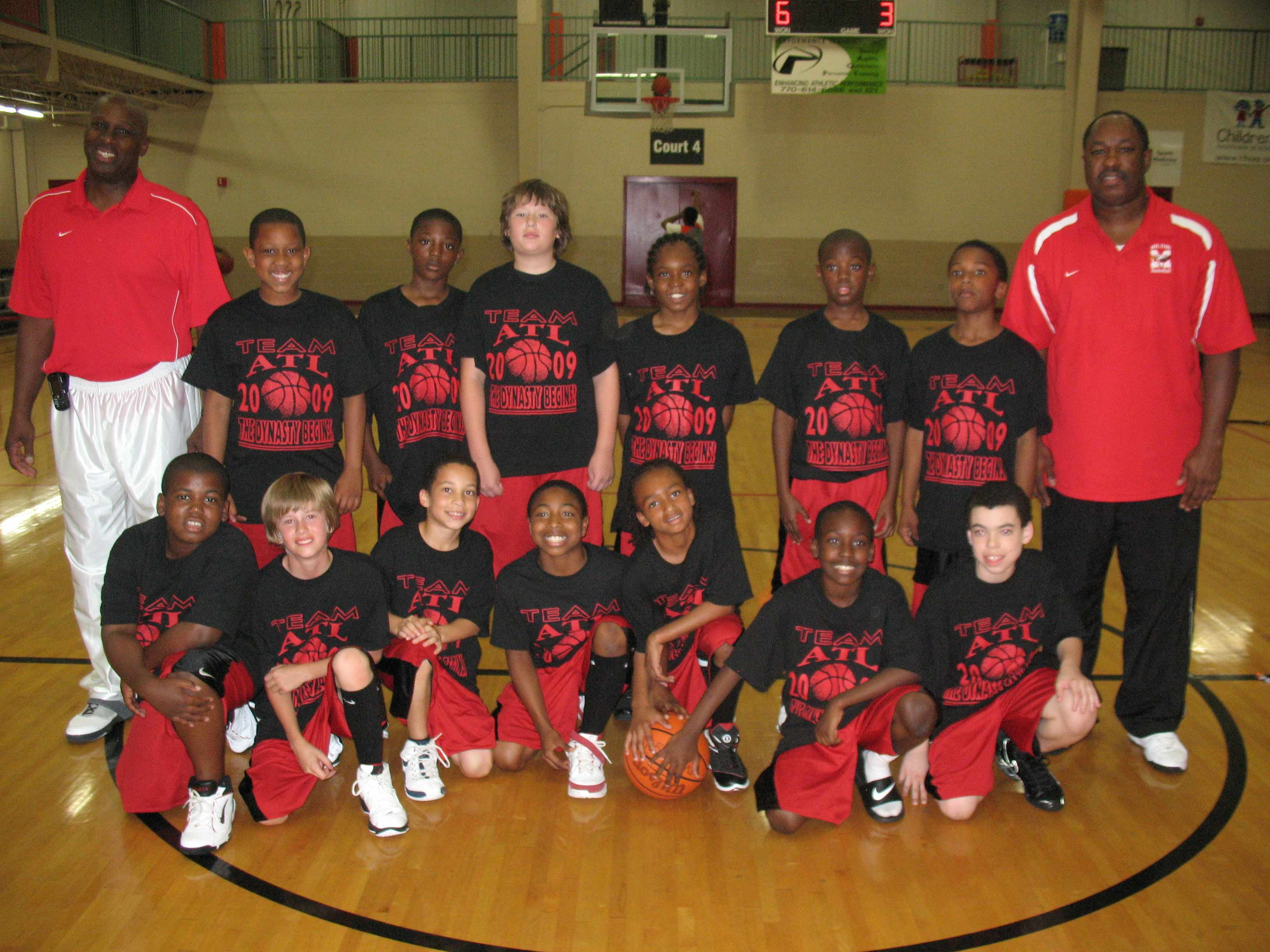 2009 Team Atl Champs