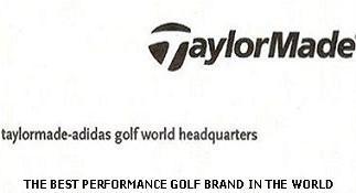 Taylor Made Golf card