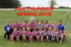 ASA Thunder Spring 2015