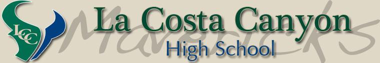LA COSTA CANYON HIGH SCHOOL BASEBALL