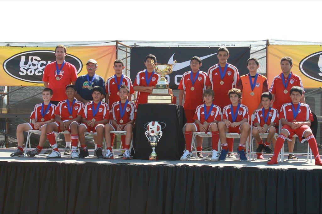 U13 trophy 8-11