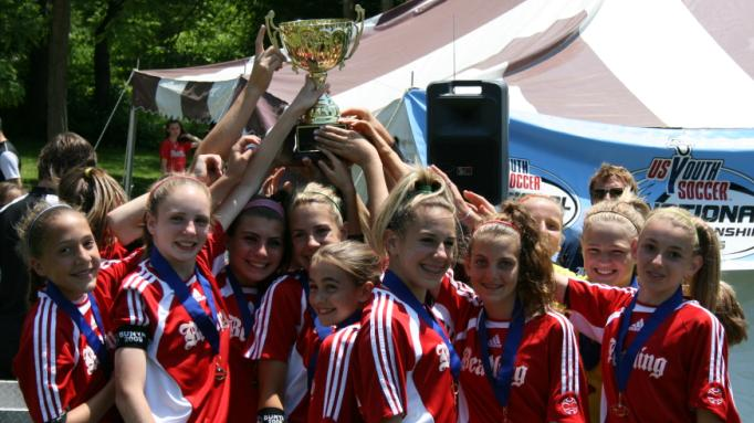 2009 PA West State Cup Champs