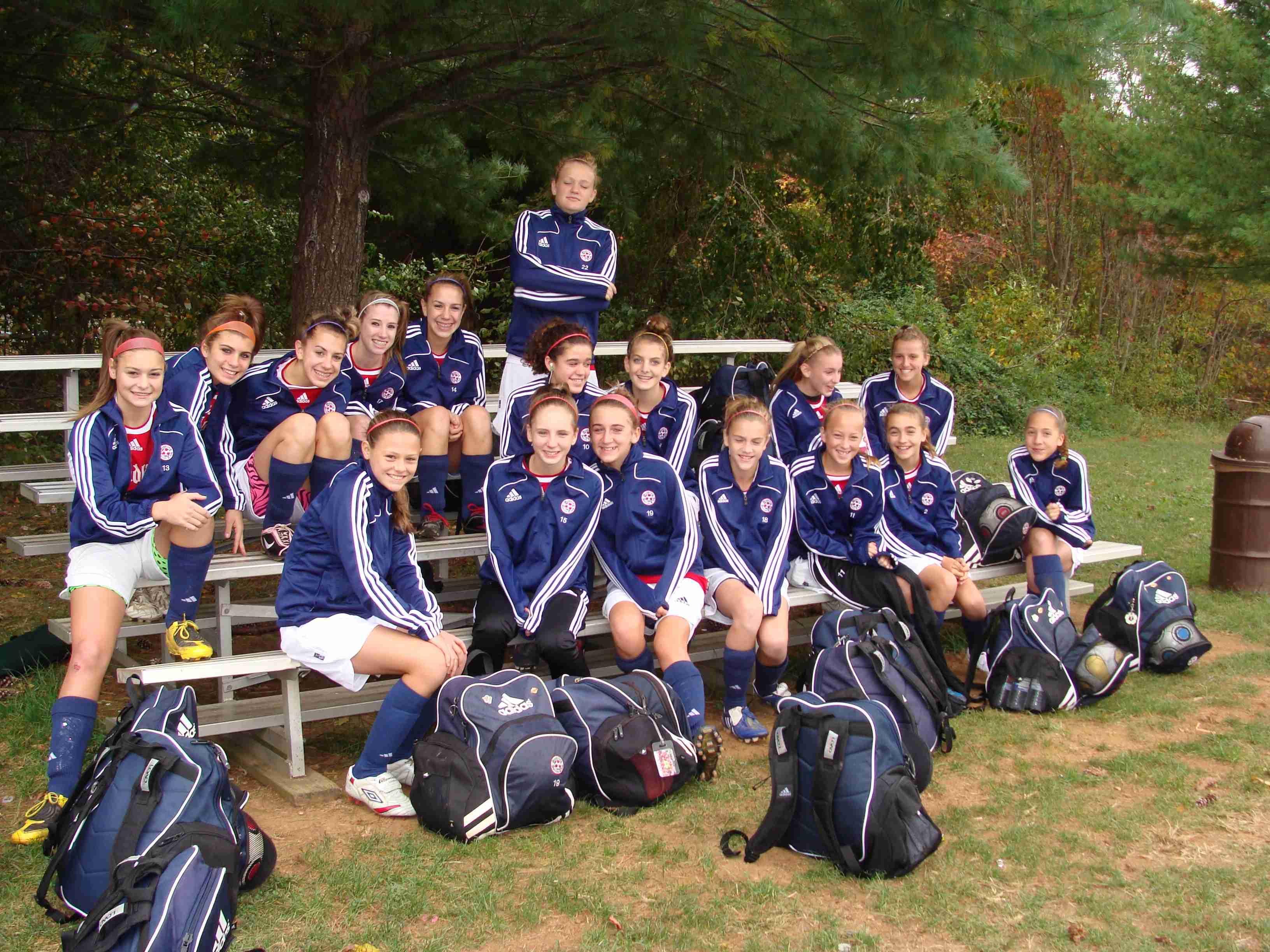 U13 Wags Fall 2009