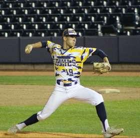 Zach Boyd Pitching